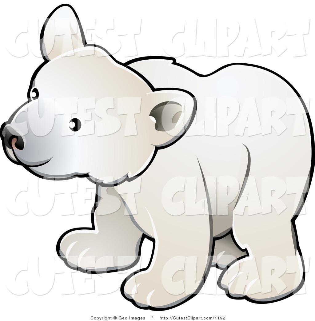 Baby Polar Bear Clipart Clipart Panda Free Clipart Images