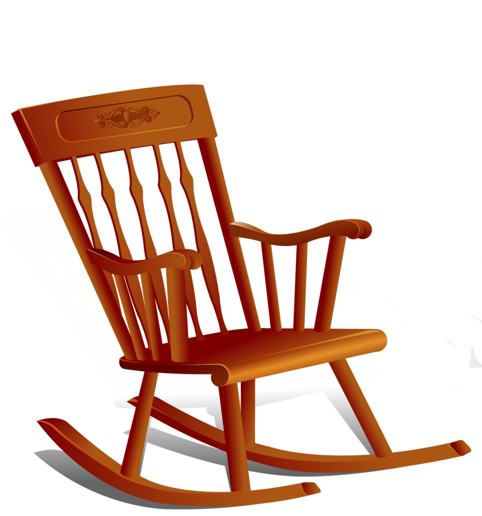 Baby Rocking Chair Clipart. chair .