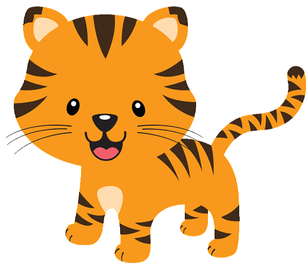 Baby Safari Animals Clipart Best