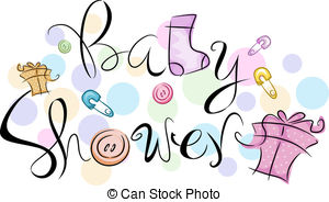 baby shower pictures free clip art