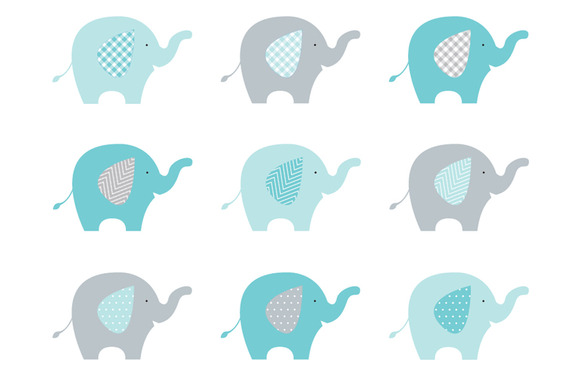 Baby Shower Elephant Clip Art Look At Clip Art Images Clipartlook