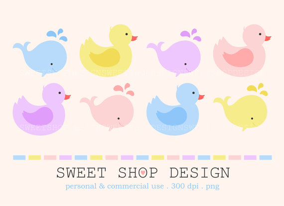 Baby Shower Free Clipart #1 .