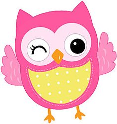 Baby showers and Pink owl .