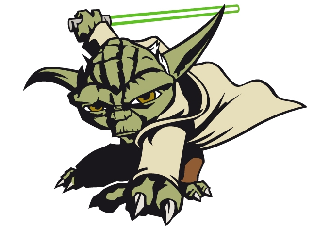 Baby Yoda Clipart .-Baby Yoda Clipart .-1