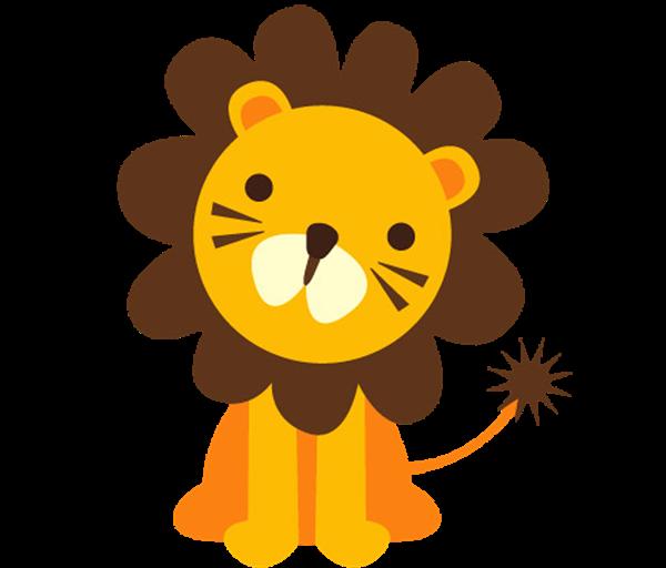 Baby Zoo Animals Clip Art 7 Png U0026mid-Baby Zoo Animals Clip Art 7 Png u0026middot; Lion Clipart Images-6