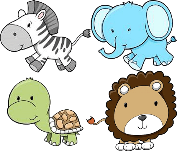 Baby Zoo Animals Clip Art Http ..