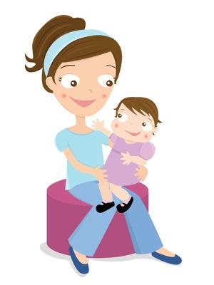 Babysitter Clip Art