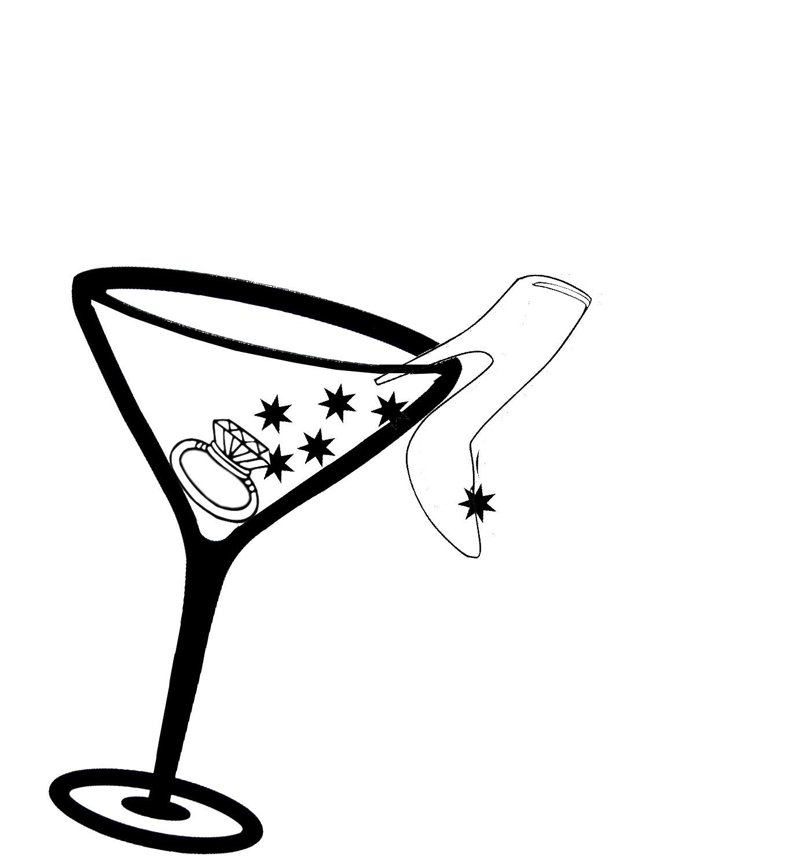Bachelorette Clipart