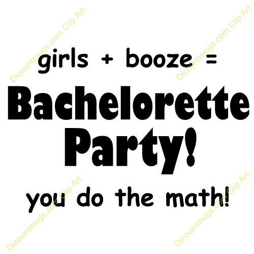 Bachelorette Party Clipart Kzw146 Keywords Bachelorette Party Clipart