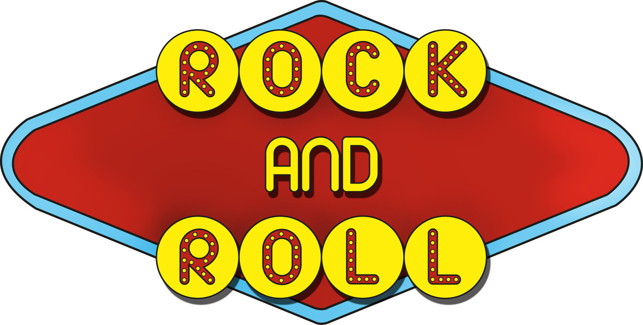 Back Gallery For 50s Rock And - Rock And Roll Clipart