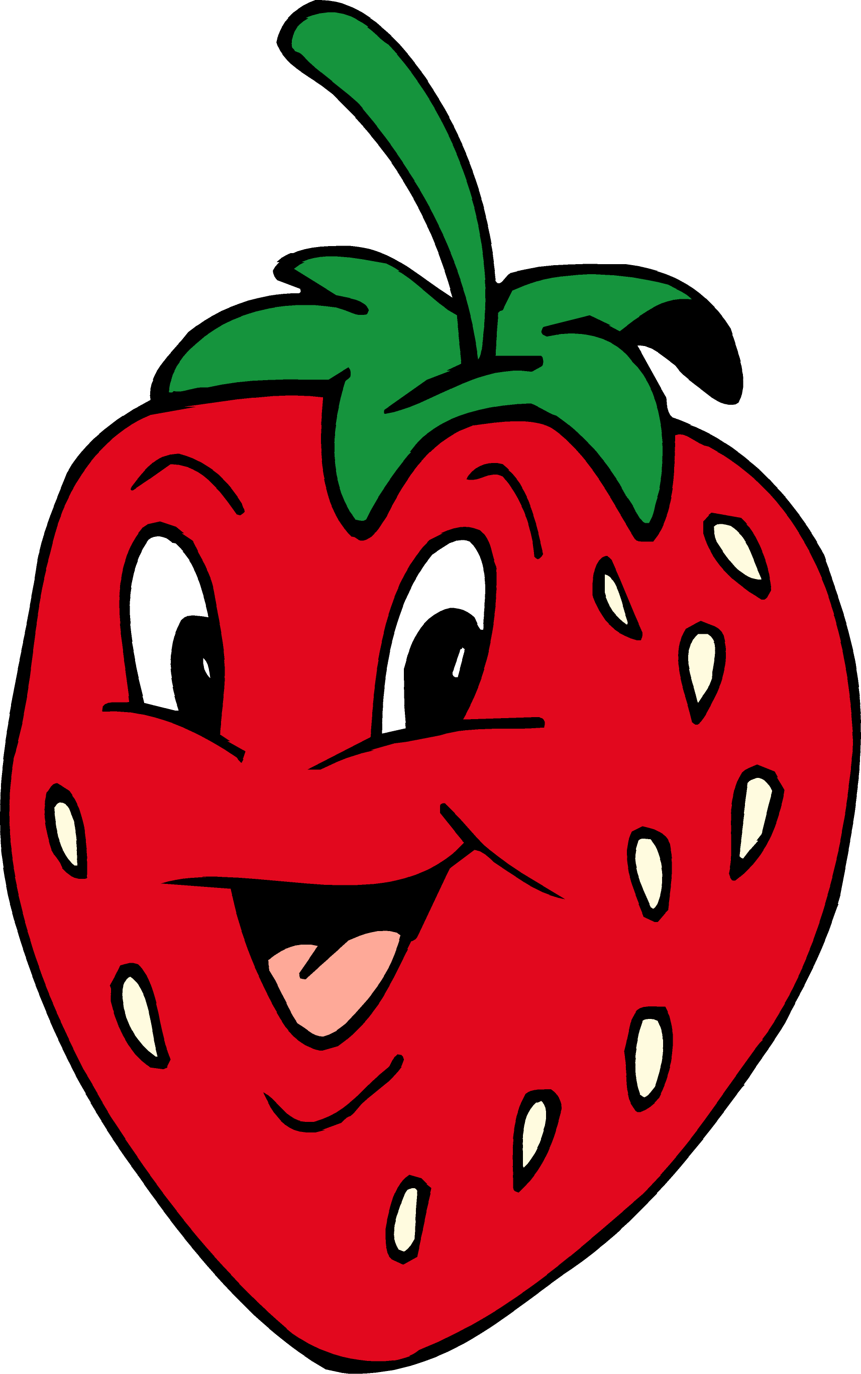 Clipart Strawberry