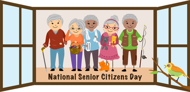 Back Gallery For Printable Senior Citize-Back Gallery For Printable Senior Citizen Clip Art-0