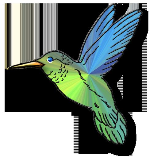 Back Gallery For Ruby Throated Hummingbi-Back Gallery For Ruby Throated Hummingbird Clip Art-1