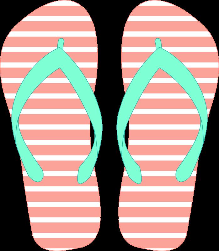 Flip Flop Clipart