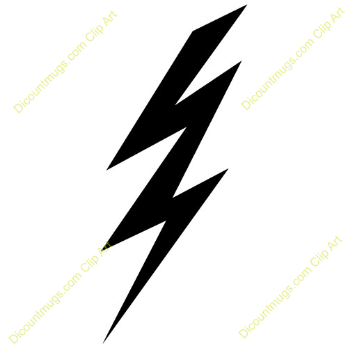 Back Gallery For Zeus Lightning Bolt Clip Art