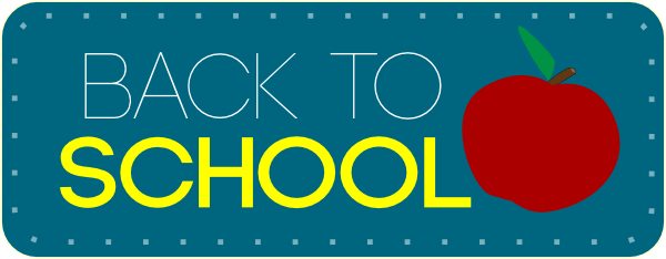 Back to school back school cl - Clip Art Back To School