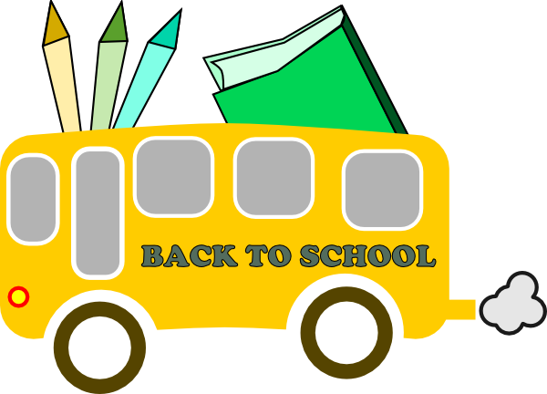 Back To School Clip Art At Clker Com Vec-Back To School Clip Art At Clker Com Vector Clip Art Online Royalty-1