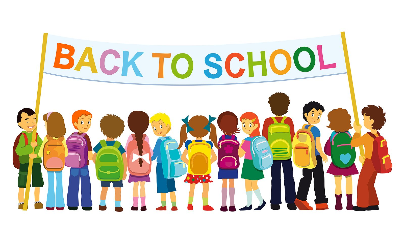 Back to school clipart 2