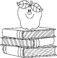 Back To School Clipart Black And White-Back to School Clipart Black and White-2
