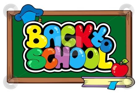 Back To School Clipart - Clip Art Back To School