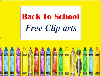 Back To School Clipart Images {FREE}-Back To School Clipart Images {FREE}-4
