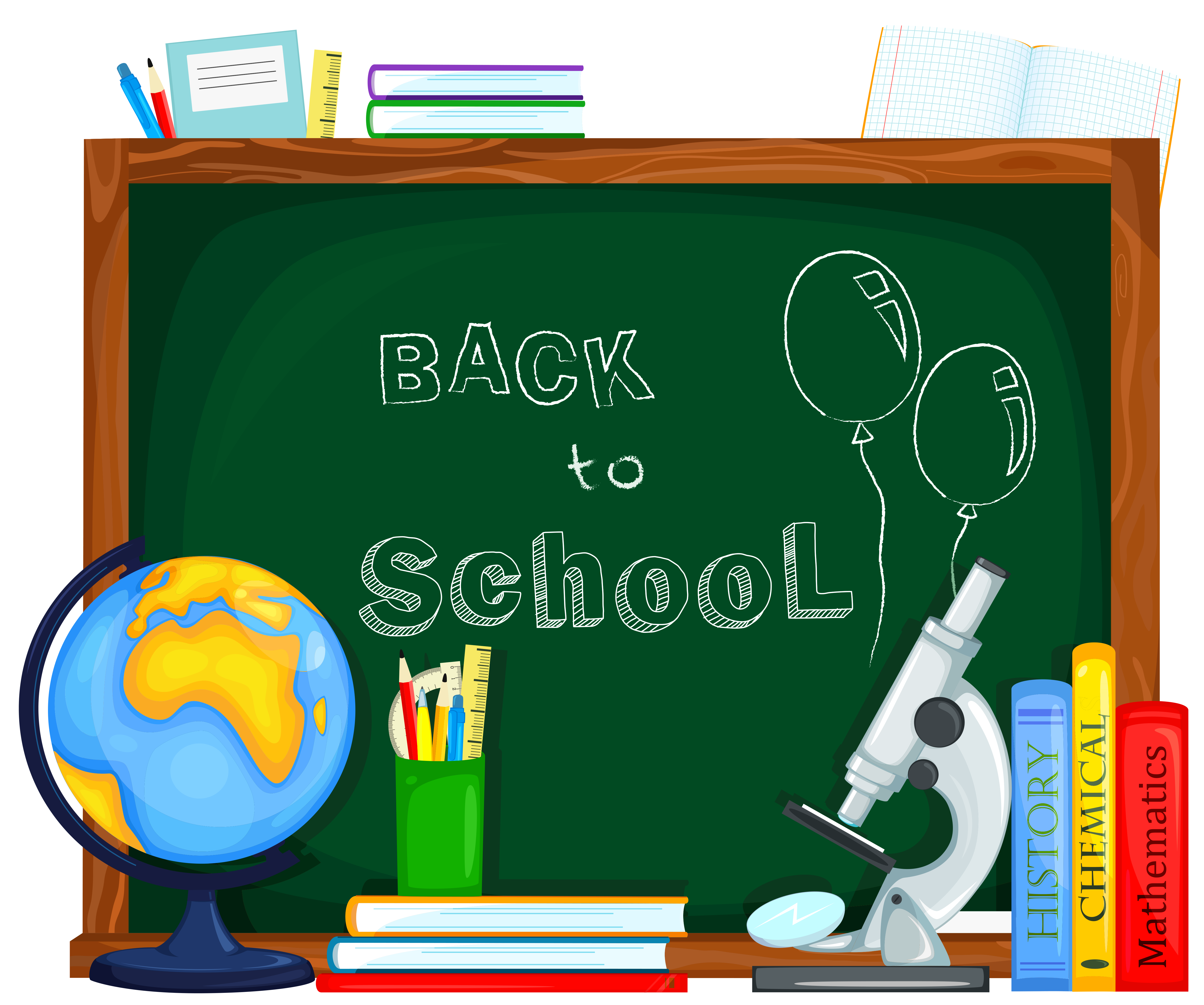 Back To School Clipart Picture-Back to school clipart picture-3