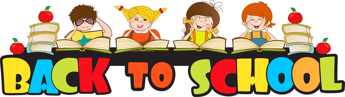 Back To School Kids On Desk Header Image