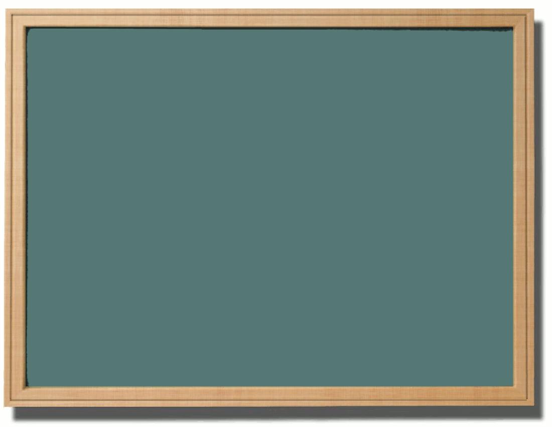 Chalk Board Clipart