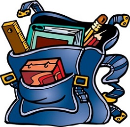 backpack or book bag