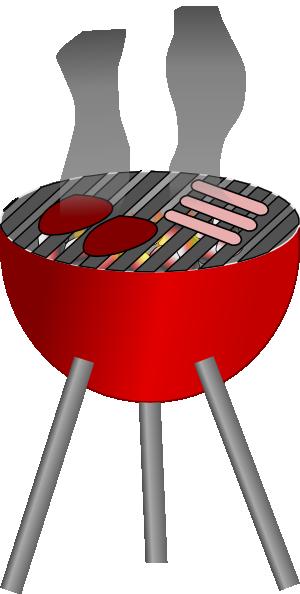 Clip Art Grill