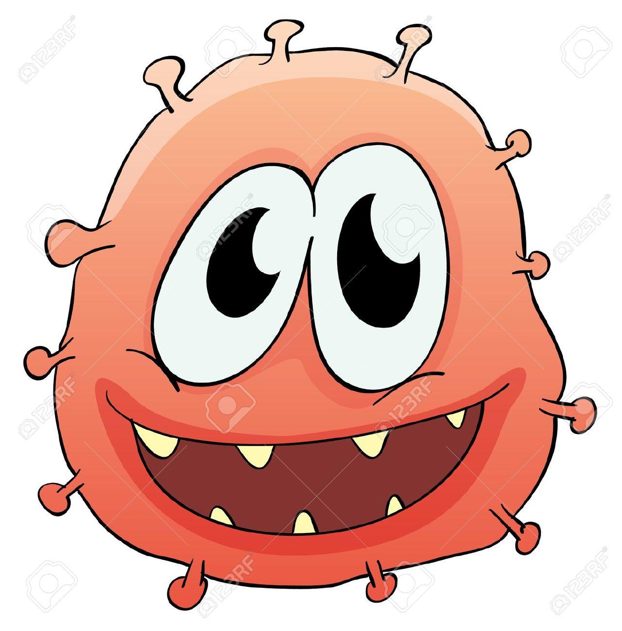 Bacteria Clipart-bacteria clipart-0