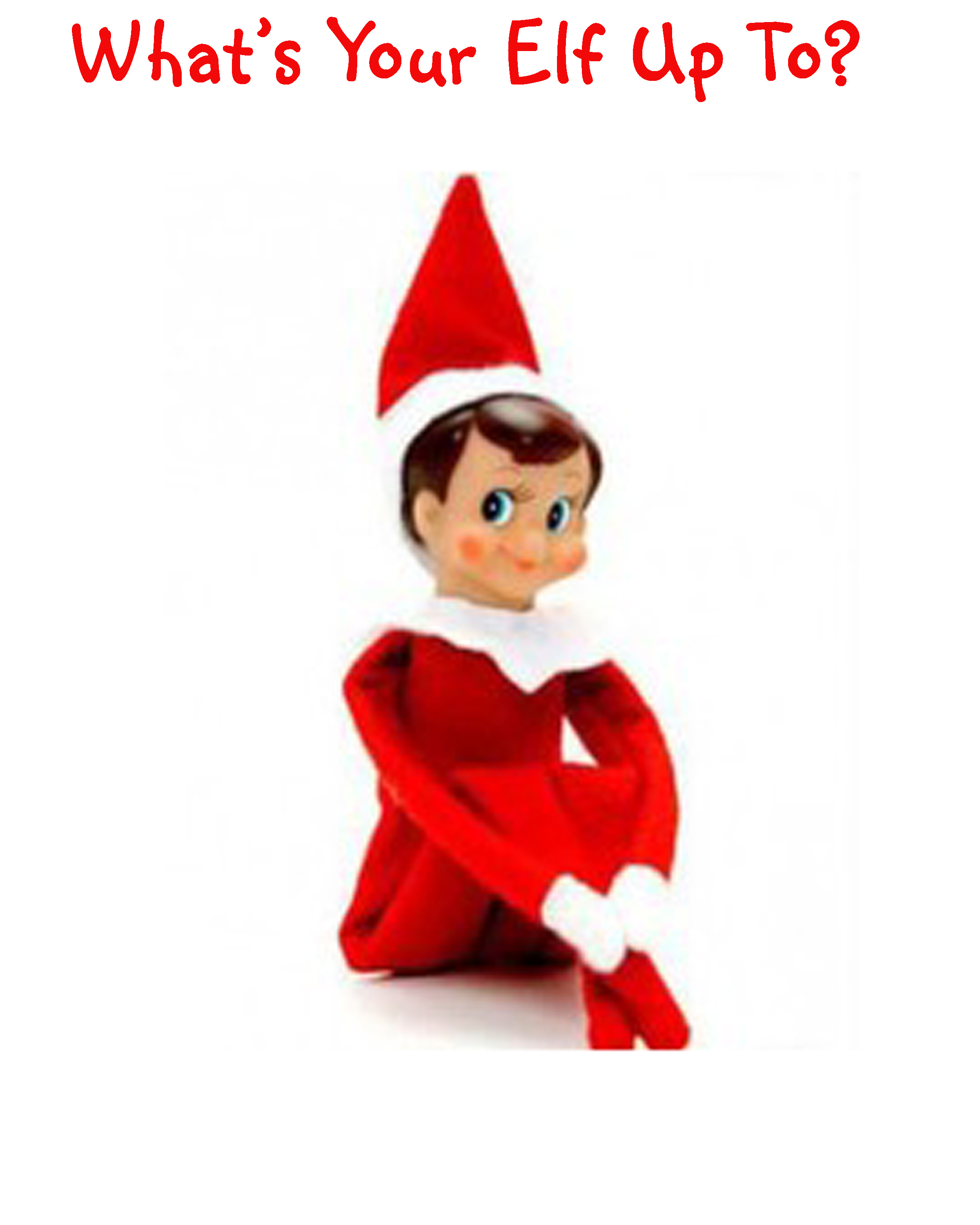 bad elf on shelf
