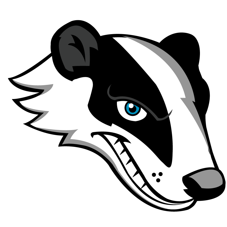 Badger Cartoon Clip Art