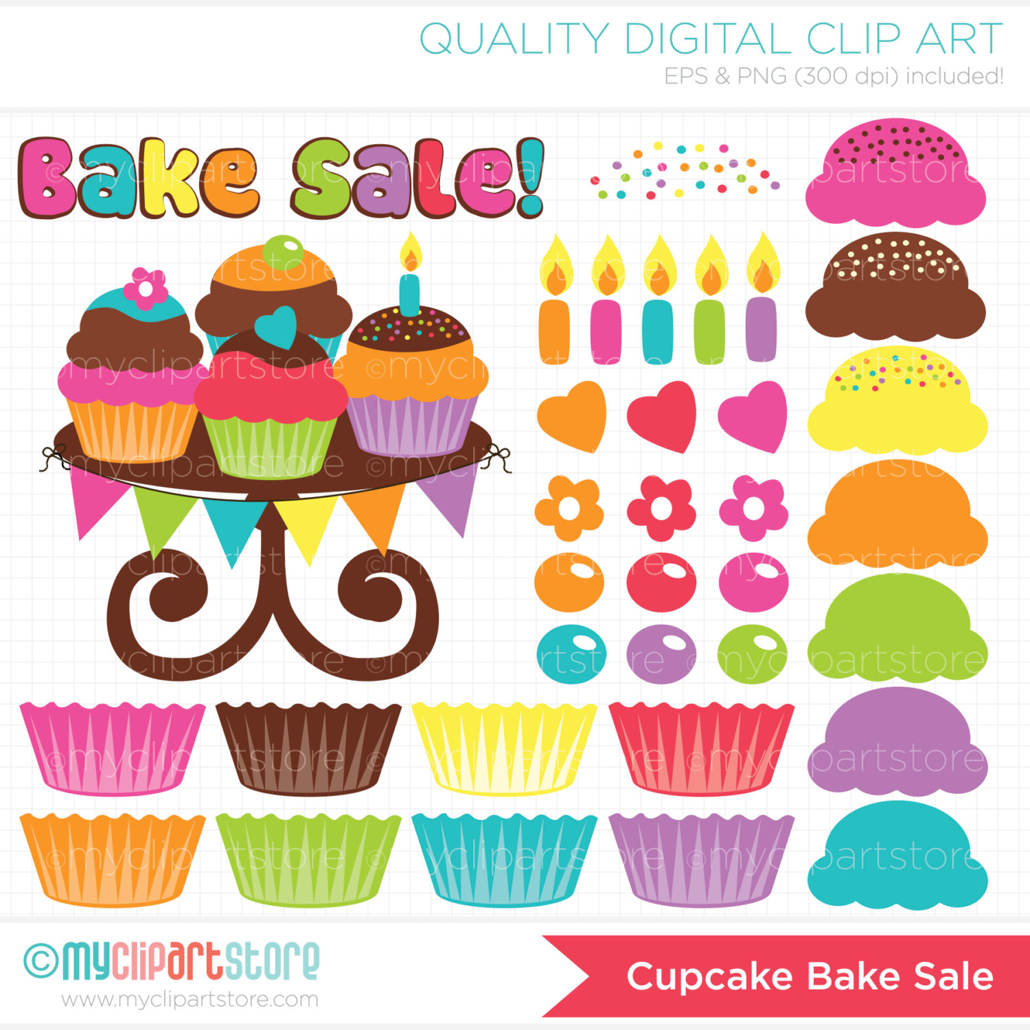 Bake Sale Clipart ... Back Gallery For Christmas .