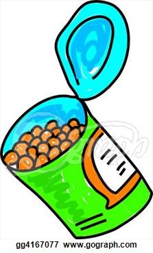 Baked Beans Clip Art