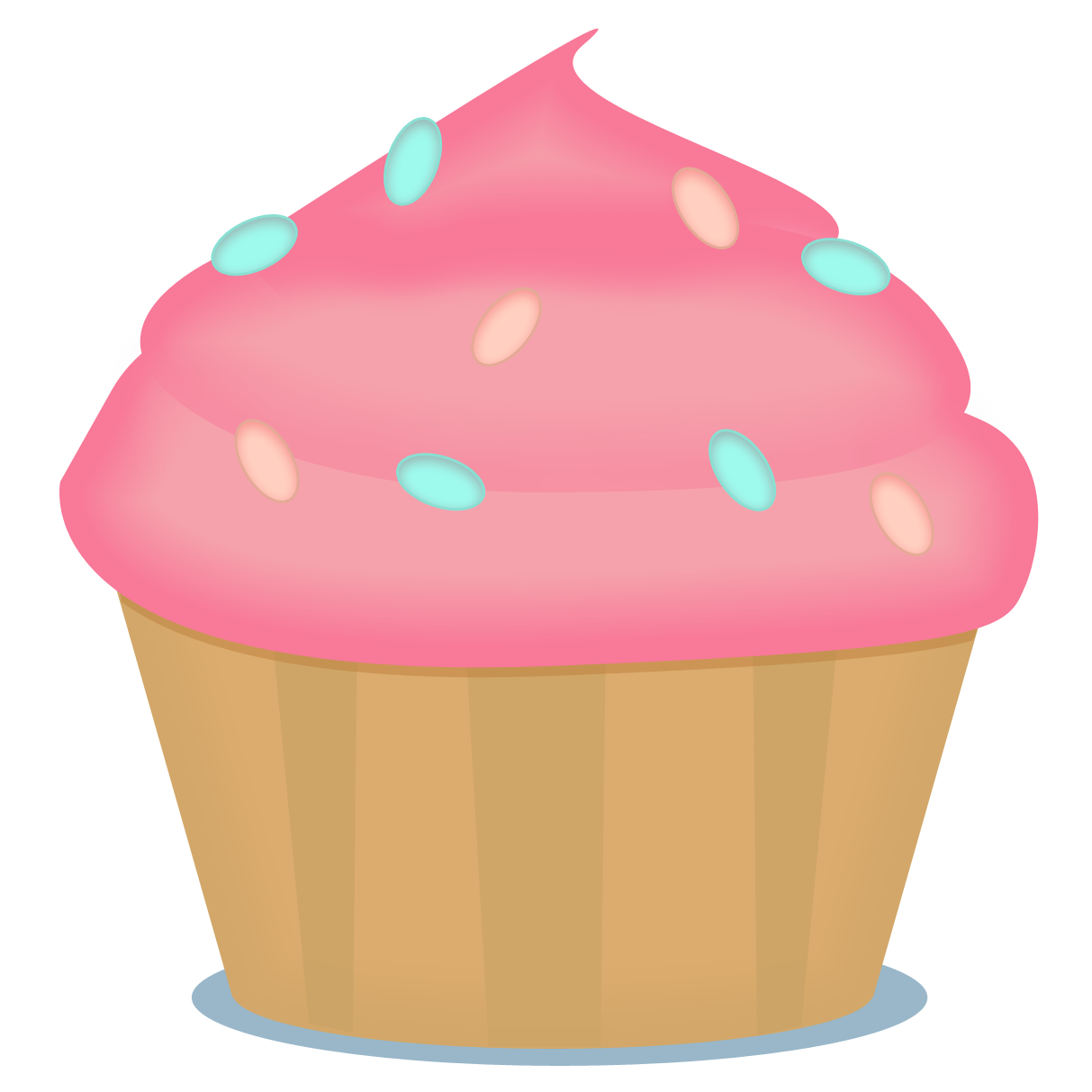Baked Goods Clipart - clipartall ...