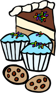 Baked Goods Donations Clipart .