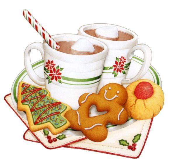 Baking christmas cookies .-Baking christmas cookies .-8