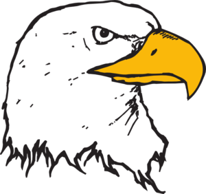 Bald Eagle Head Clip Art