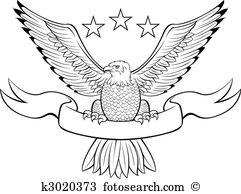 Bald Eagle Insignia-Bald eagle insignia-7