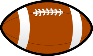 Ball Football Clip Art
