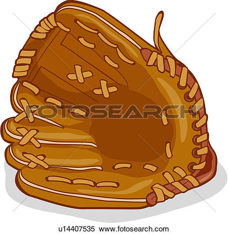 ball games, sports equipment, sport, baseball goods, baseball glove, baseball. ValueClips Clip Art