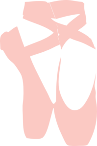 Ballet Slippers Clip Art-Ballet Slippers Clip Art-5