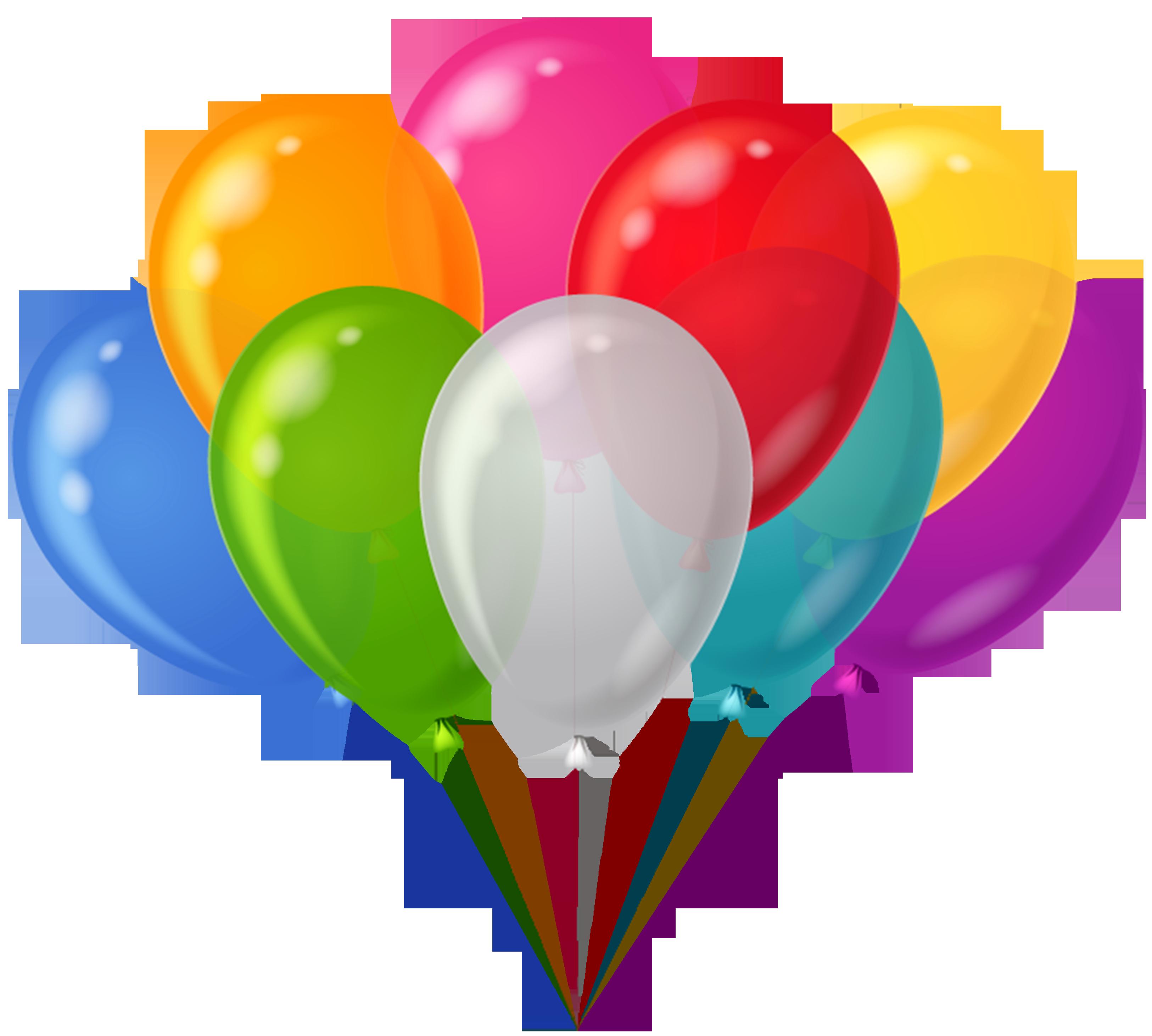 Ballons Clip Art