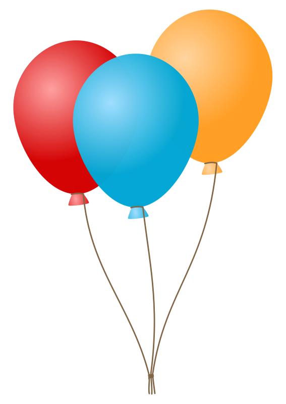 85 balloon clipart clipartlook