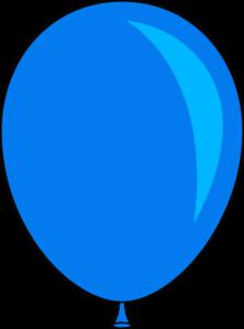 Blue Balloon Clip Art-Blue Balloon Clip Art-9