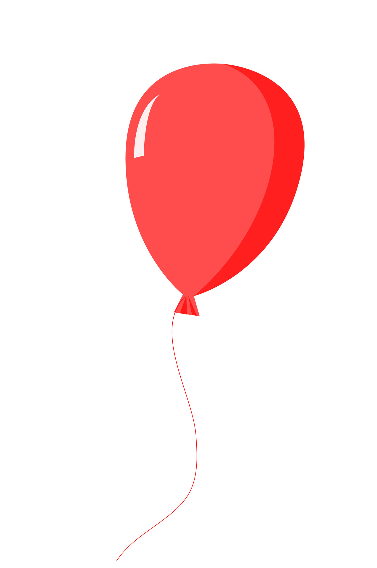 Red Balloon Clipart-Red Balloon Clipart-17
