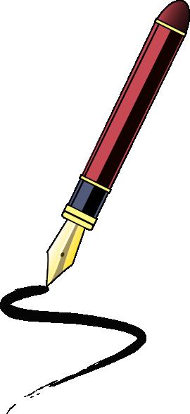 Ballpoint pen clipart free clipart images 2
