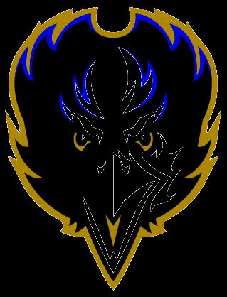 Baltimore Ravens. Baltimore R - Baltimore Ravens Clip Art