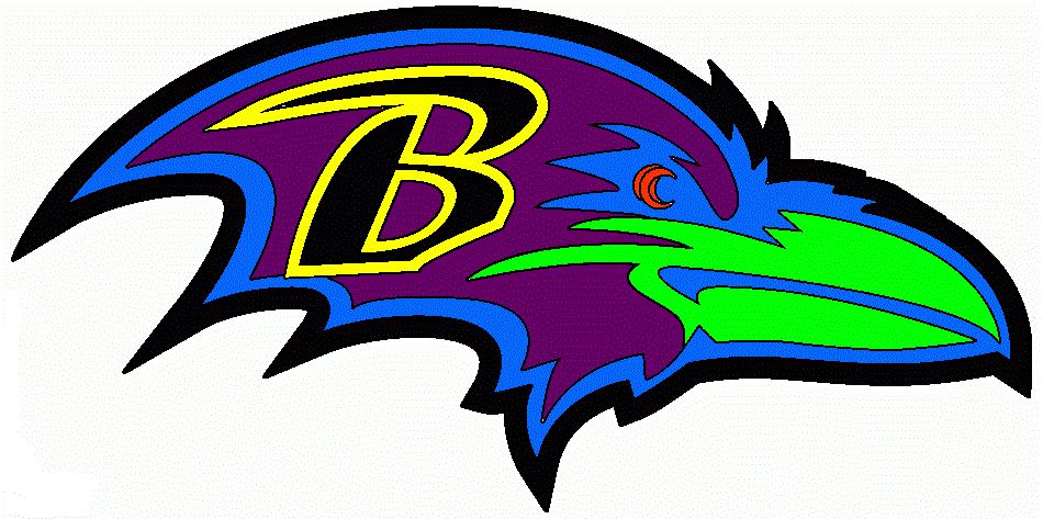... Baltimore Ravens Clip Art; Baltimore Ravens Logo American Football Team  Img | Free Images at .